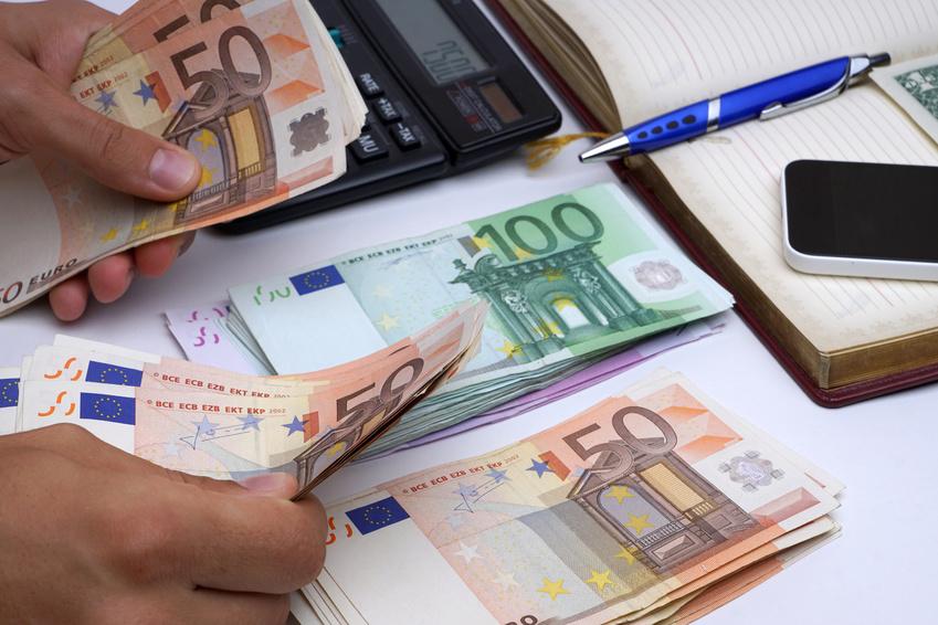 contazione euro